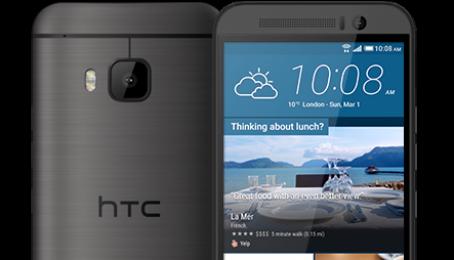 So sánh về thiết kế của HTC One M9 với iPhone SE