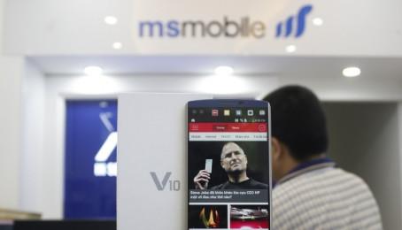 LG V10 giảm giá chỉ còn 7,6 triệu đồng
