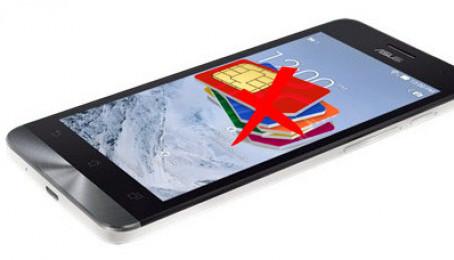 Cách sửa điện thoại Zenfone 3 không nhận SIM