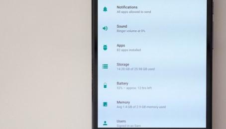 Android N và 8 tính năng nổi trội ít biết đến
