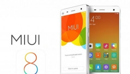 Trải nghiệm hệ điều hành MIUI 8 trên Xiaomi Mi 4