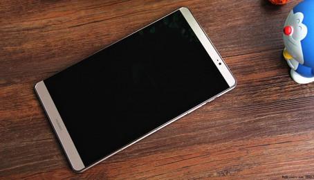 Huawei trình làng tablet cỡ nhỏ màn hình full HD, chip Snapdrag615