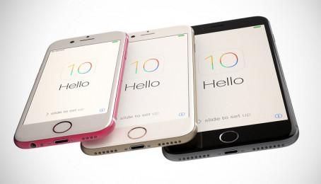 iPhone 7 với iPhone 7 Plus xuất hiện bên trong bộ case