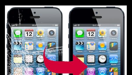 Tư vấn địa chỉ thay màn hình iPhone 5, 5S uy tín