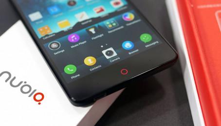 ZTE Nubia Z11 Max trình làng: màn hình 6 inch, chip Snapdragon 652
