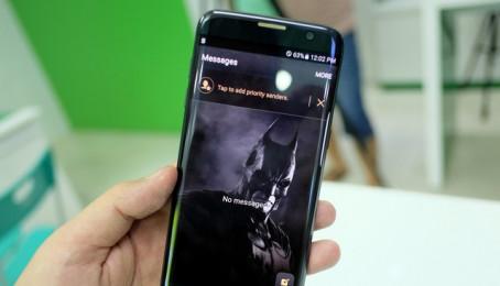 Samsung Galaxy S7 Edge phiên bản người dơi đầu tiên đã về tới Việt Nam