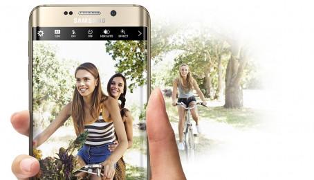 Các chế độ chụp ảnh trên Samsung Galaxy S6 Edge Plus