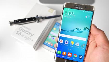 Cách kiểm tra bộ nhớ máy trên Samsung Galaxy S6 Edge Plus