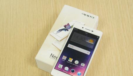 Hướng dẫn hard reset điện thoại Oppo Neo 7
