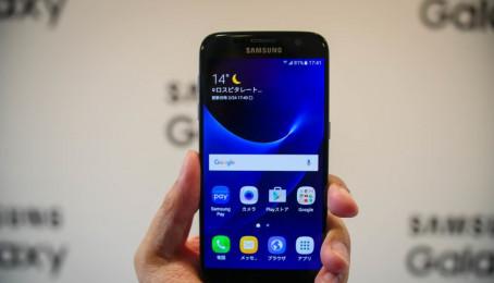 Cách cài đặt ngôn ngữ cho Samsung Galaxy S7 cũ