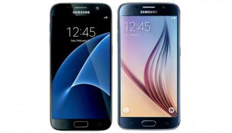 Cách nhập xuất danh bạ trên Samsung Galaxy S7 cũ