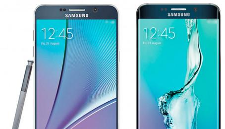 Hướng dẫn Hard reset Samsung Galaxy Note 5 cũ