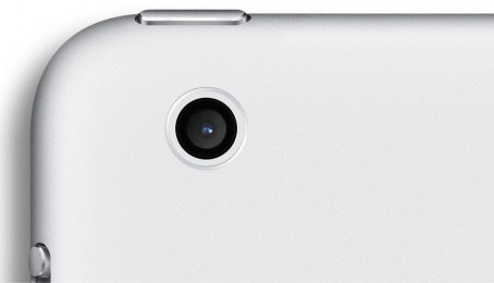 Cách khắc phục lỗi iPad 2 Mini cũ hỏng camera