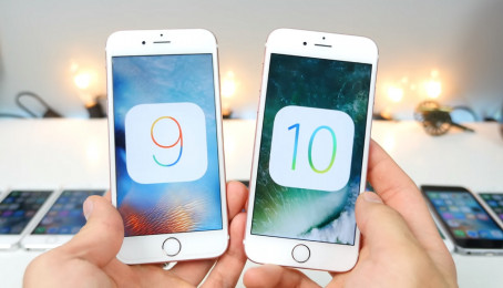 So sánh iOS 10 beta và iOS 9
