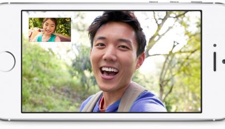 Cách gọi FaceTime trên iPhone 5s cũ