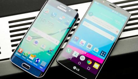 So sánh Samsung Galaxy S7 với LG G5