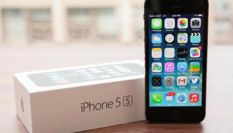 Cách cài đặt giờ quốc tế trên iPhone 5s cũ