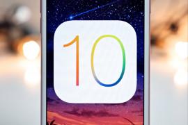 Cách mở khóa iOS 10