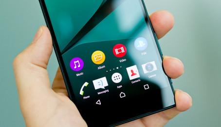 Cách chia sẻ wifi trên Sony Xperia Z5 cũ