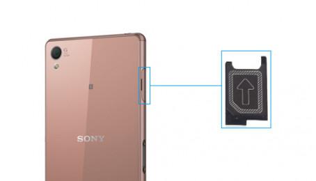 Thay khay SIM cho Sony Xperia Z3 cũ