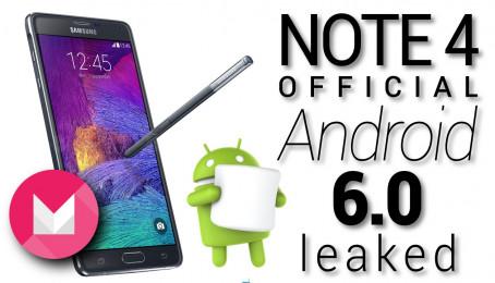 Hướng dẫn Root Samsung Galaxy Note 4 lên Android 6.0.1