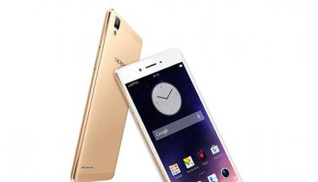 Mở hộp Oppo F1s smartphone 4G chuyên selfie tầm trung