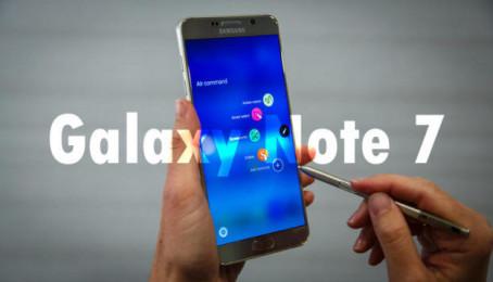 Đánh giá chi tiết Samsung Galaxy Note 7