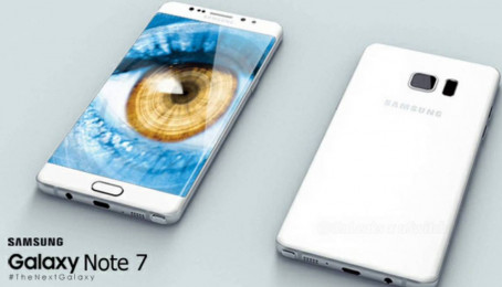 Samsung Galaxy Note 7 giá bao nhiêu?