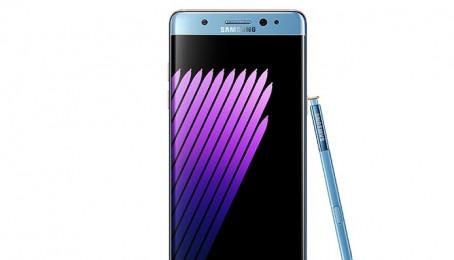 Đánh giá thiết kế Samsung Galaxy Note 7