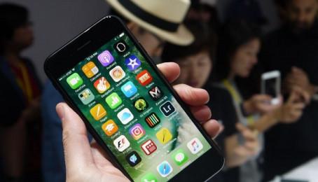Trên tay iPhone 7: Chống nước tuyệt đỉnh, camera siêu chất, CPU 4 nhân, giá từ 14 triệu