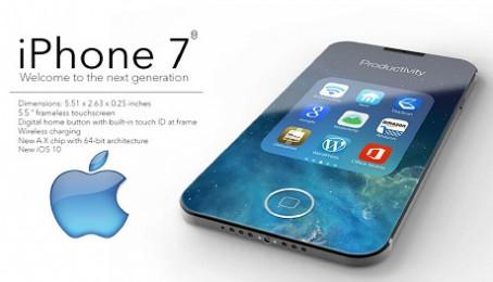 [HOT] Ảnh iPhone 7 đầu tiên ở VN, chợ đen hét giá 500 triệu đồng