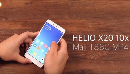Đánh giá cấu hình Xiaomi Redmi Note 4