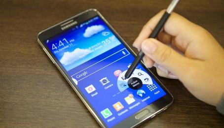 Sửa lỗi cảm ứng trên Galaxy Note 3 cũ