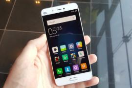 Đánh giá thiết kế Xiaomi Mi 5s