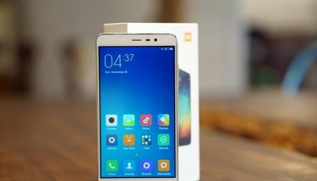 Có nên mua điện thoại Xiaomi Redmi 3 Pro không?