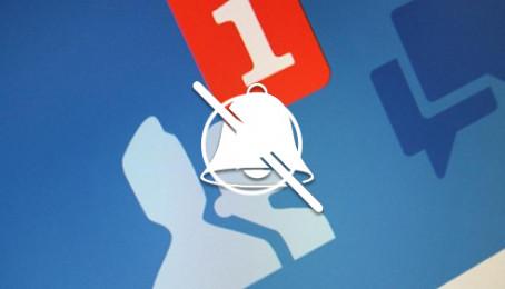 Hướng dẫn tắt thông báo facebook trên điện thoại