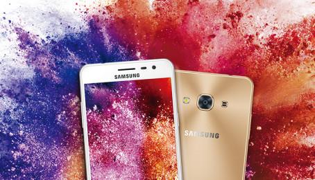 Samsung Galaxy J3 Pro lần đầu xuất hiện với ngoại hình siêu đã mắt