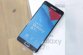 Có nên mua Samsung Galaxy A7 2016 hàng xách tay?