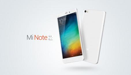 Không thể bỏ qua tinh hoa công nghệ hội tụ trong Xiaomi Mi Note 2