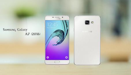 Đánh giá Samsung Galaxy A7 (2016)