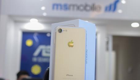 4 lý do nên mua iPhone 7 cũ tại MSmobile
