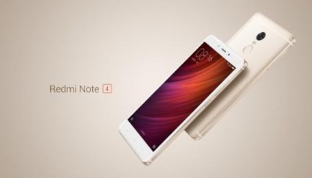 Xiaomi Redmi Note 4 – Bản nâng cấp hoàn hảo đến từng chi tiết