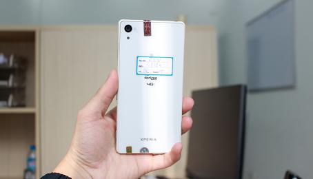 Đánh giá Camera Sony Xperia Z3V cũ