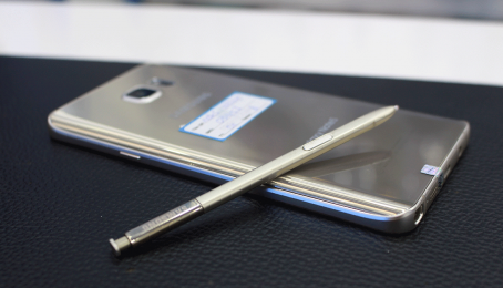 Samsung Galaxy Note 5 cũ – Dấu ấn thành công