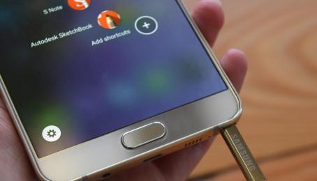 Địa chỉ mua Samsung Galaxy Note 5 cũ chính hãng tại Hà Nội