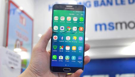 Thiết kế đặc biệt của Samsung Galaxy S6 Edge Plus cũ