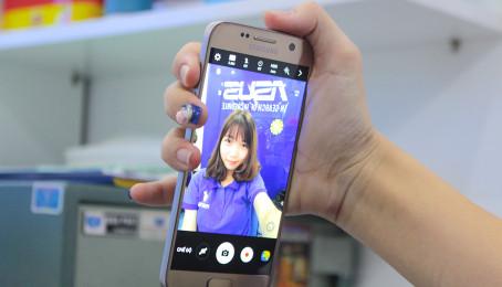 Cơ hội sở hữu siêu phẩm Samsung Galaxy S7 cũ với giá cực shock