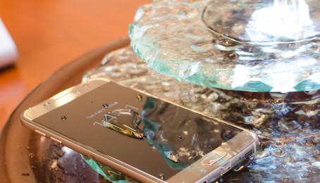 Samsung Galaxy S7 cũ thiết kế tinh tế