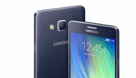 Galaxy A7 (2015) – Bước đột phá trong thiết kế nhà Samsung