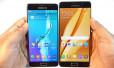 So sánh nhanh Samsung Galaxy A7 mới và A7 cũ